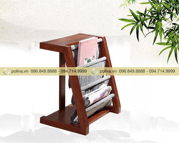 Giá kệ để tạp chí kích thước: 480 x 350 x 520 mm