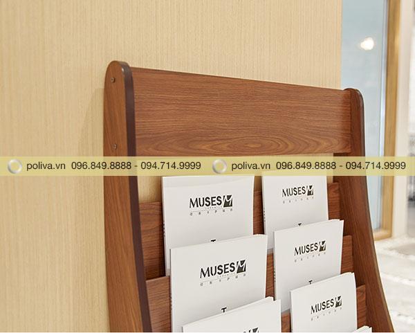 Mặt gỗ được gia công trơn nhẵn, đẹp không tì vết