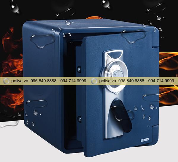 Đặc tính chống lửa, chống nước giúp két sắt khách sạn được nhiều người ưa chuộng