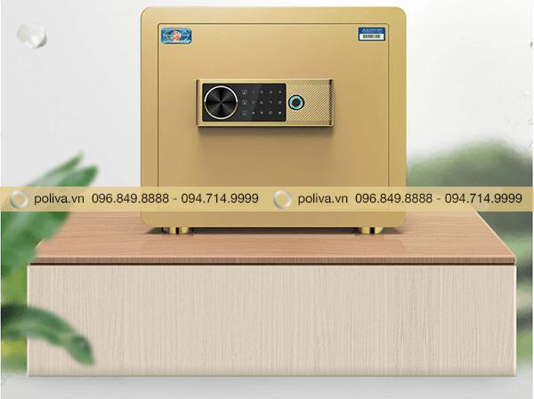 Hình ảnh két sắt mini vân tay thông minh