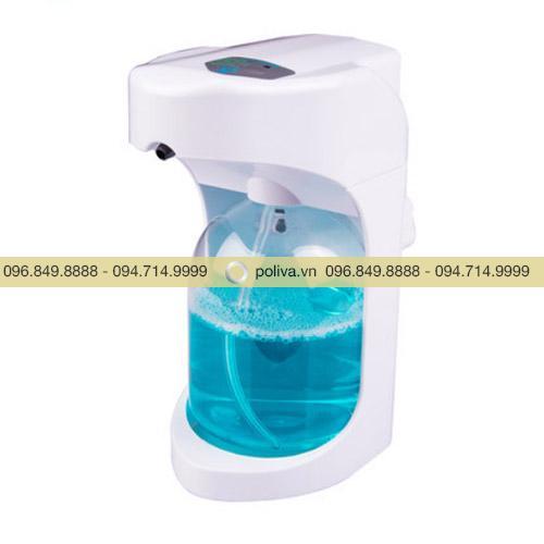 Hộp đựng nước rửa tay cảm ứng