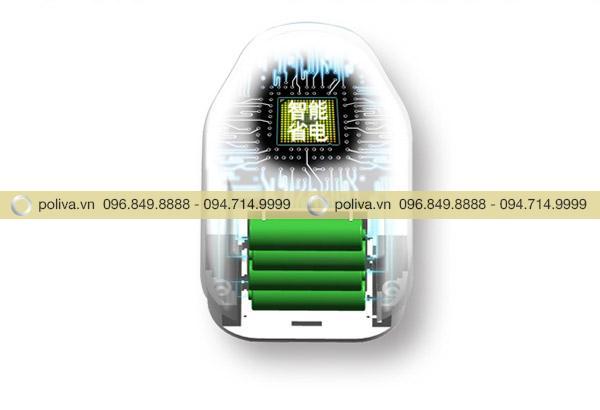 Hệ thống 4 pin tiết kiệm nhiên liệu tối ưu