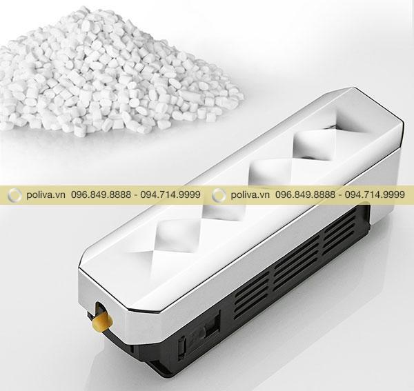 Chất liệu nhựa ABS đẹp và bền