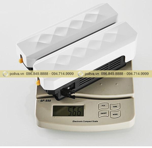 Trọng lượng của bình đôi
