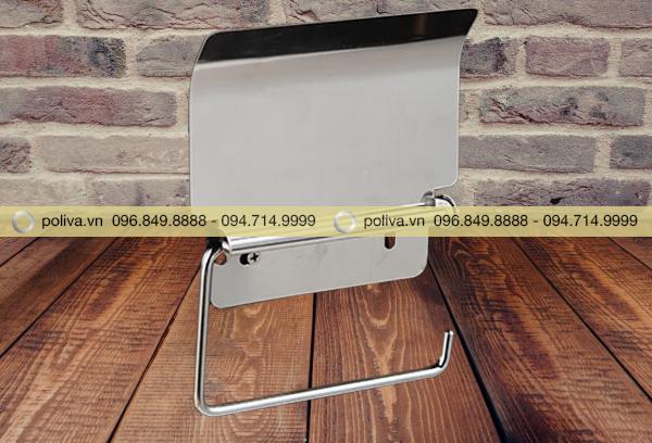 Lô giấy vệ sinh thiết kế đơn giản