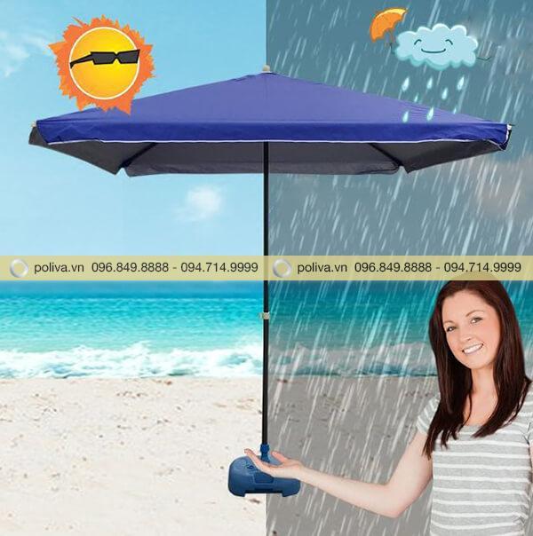 Dù vải che mưa che nắng