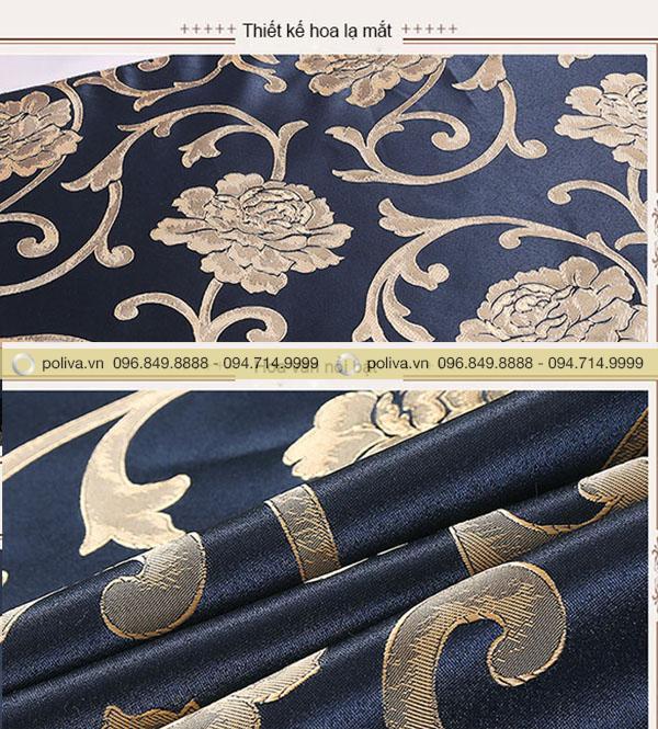 Sự kết hợp hoàn hảo của họa tiết hoa mẫu đơn và chất vải cotton cao cấp