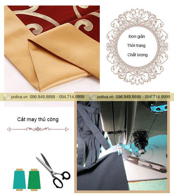 Sản phẩm được cẩn thận và tỉ mỉ trong khâu chọn vải