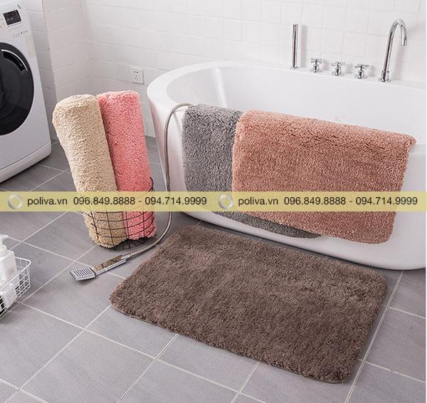 Poliva cung cấp các loại thảm đa dạng màu sắc và kích thước