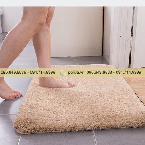 Thảm lau chân siêu thấm