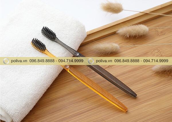 Poliva - đơn vị chuyên cung cấp bàn chải đánh răng khách sạn