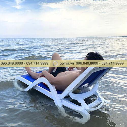 Ghế nằm bãi biển