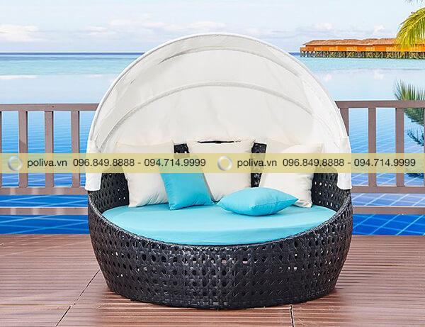giường nằm hồ bơi giá rẻ