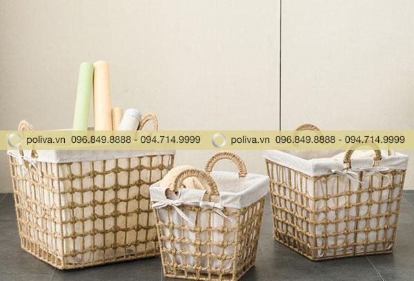 Sản phẩm có thể đựng được nhiều đồ đạc khác nhau