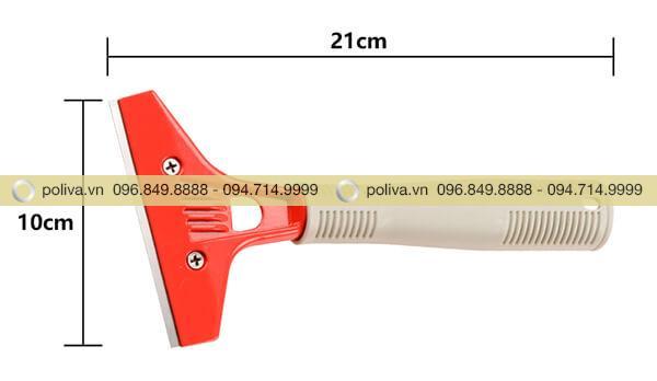 Kích thước dụng cụ vệ sinh dùng để cạo sàn