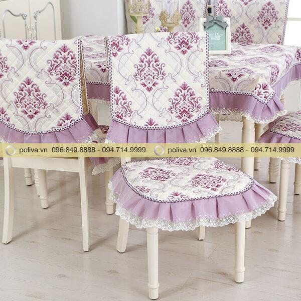 Khăn bàn áo ghế