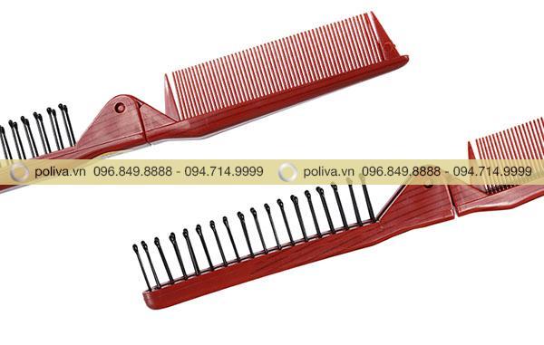 Lược chải tóc, tạo kiểu dễ dàng, không bị đau hay đứt tóc