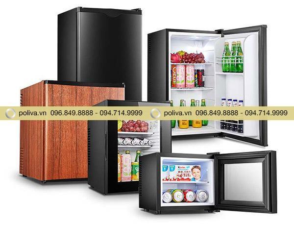 Liên hệ Poliva để được tư vấn tận tâm, báo giá tủ lạnh mini có ngăn đá sử dụng trong khách sạn