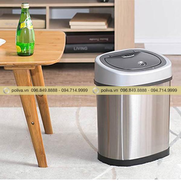 Thùng rác thông minh mang lại vẻ thanh lịch cho căn phòng của bạn