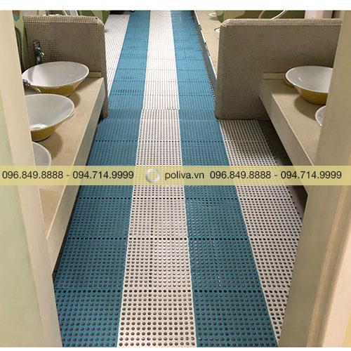 Thảm chống trượt nhà tắm