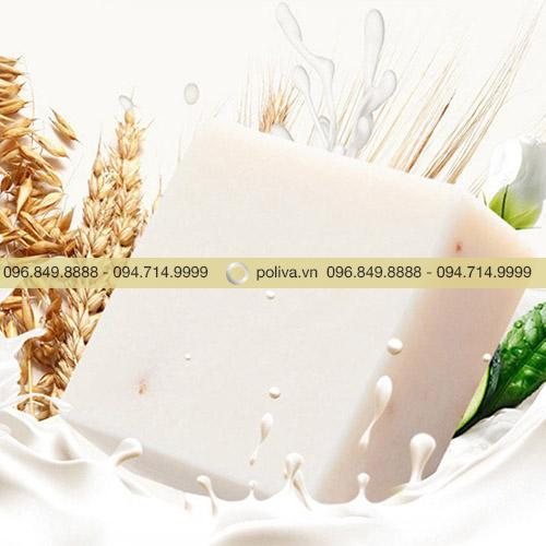 Xà bông sữa gạo