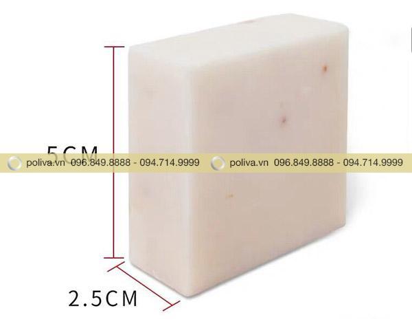 Kích thước xà bông dùng trong khách sạn