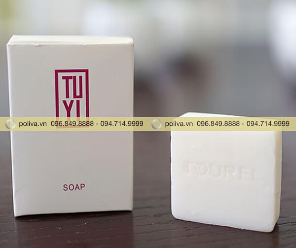 Poliva chuyên cung cấp các loại xà bông dùng trong khách sạn