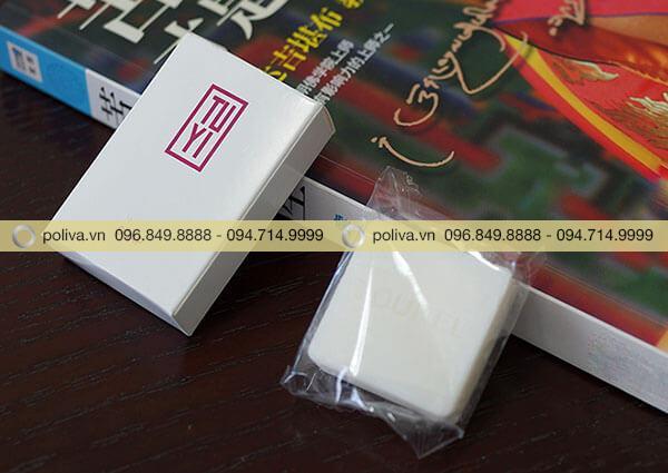 Bao bì nilon và bao bì hộp giấy nhằm đảm bảo chất lượng sản phẩm