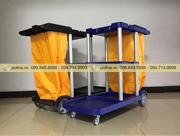 Poliva chuyên cung cấp các loại xe dọn đồ khách sạn