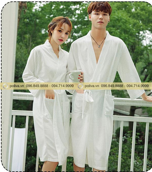 Hình ảnh sản phẩm áo choàng tắm dành cho nam nữ