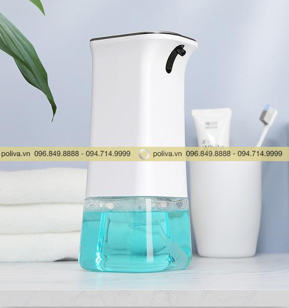 Bình đựng nước rửa tay đặt bàn có vẻ ngoài bắt mắt