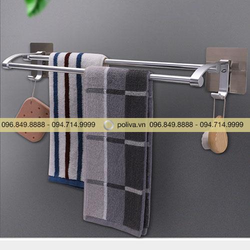 Giá treo khăn mặt đơn giản