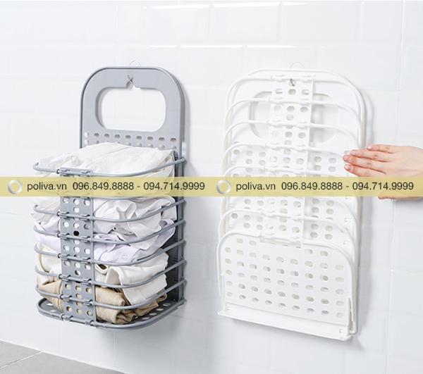 Sản phẩm có thể treo tường tiện lợi và gọn gàng