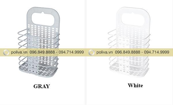 Sản phẩm có 2 màu xám và trắng đơn giản nhưng cũng rất tinh tế