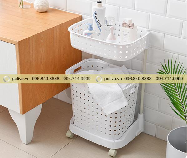 Hình ảnh sản phẩm kệ đựng đồ nhà tắm