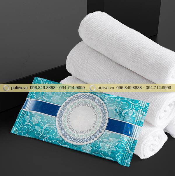 Hình ảnh khăn ướt do Poliva cung cấp
