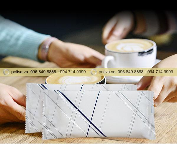 Hình ảnh khăn lạnh dùng cho nhà hàng, khách sạn