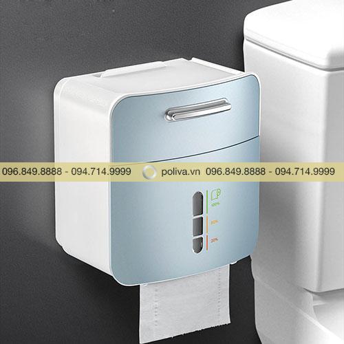 Hộp đựng giấy vệ sinh chống nước