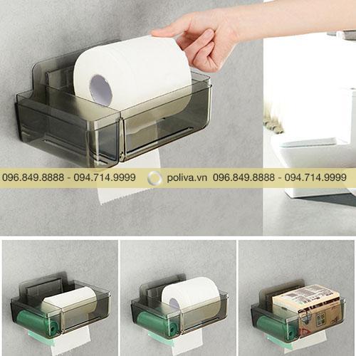 Hộp đựng giấy vệ sinh công nghiệp