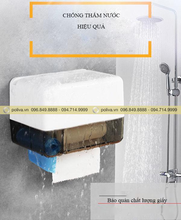Thiết bị giúp chống thấm nước hiệu quả