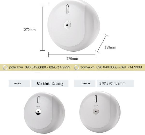 Thông tin kích thước của sản phẩm