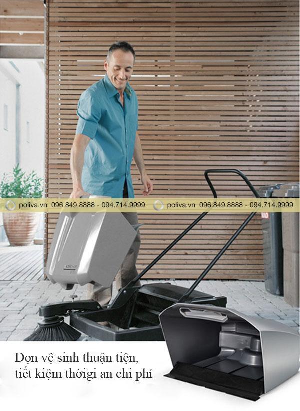 Thiết bị vệ sinh đảm bảo sẽ làm hài lòng người dùng