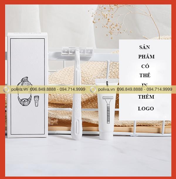 Các khách sạn, homestay có thể in thêm logo vào sản phẩm