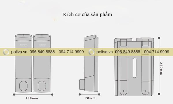 Một vài thông số kỹ thuật của sản phẩm