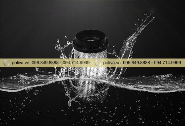 Lõi lọc nước thông minh, đảm bảo ngăn chặn các sự cố về nước