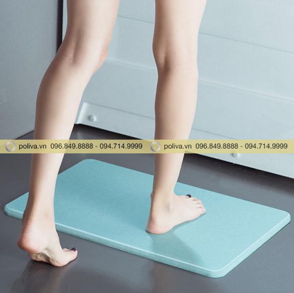 Poliva cung cấp thảm chùi chân siêu thấm dành cho khách sạn
