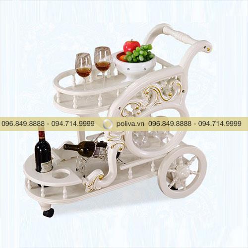 Xe đẩy phục vụ rượu