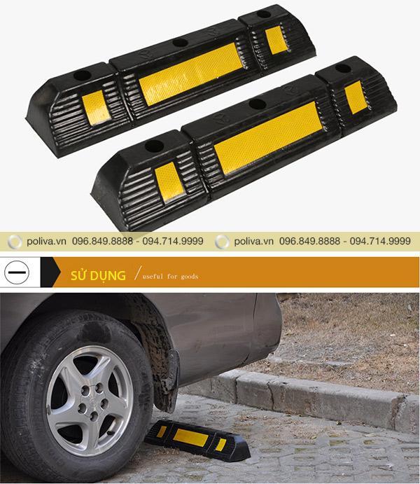 Công dụng hữu ích giúp các xe đỗ đúng vị trí, tránh trơn trượt