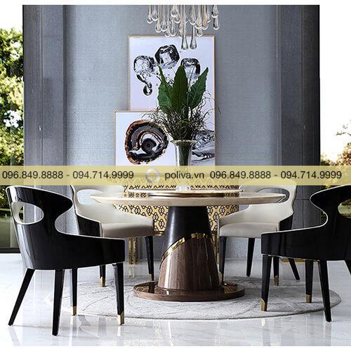 Bộ bàn ghế nhà hàng