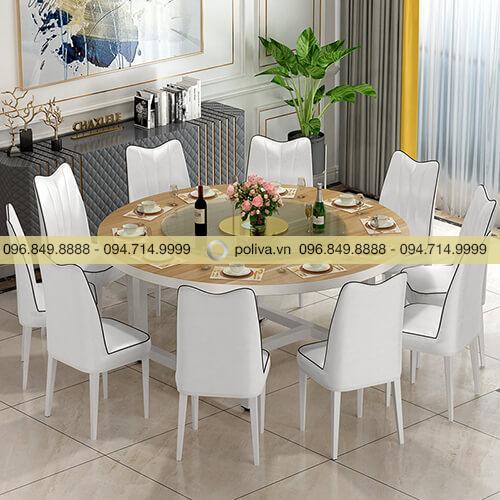 Bàn ghế ăn nhà hàng